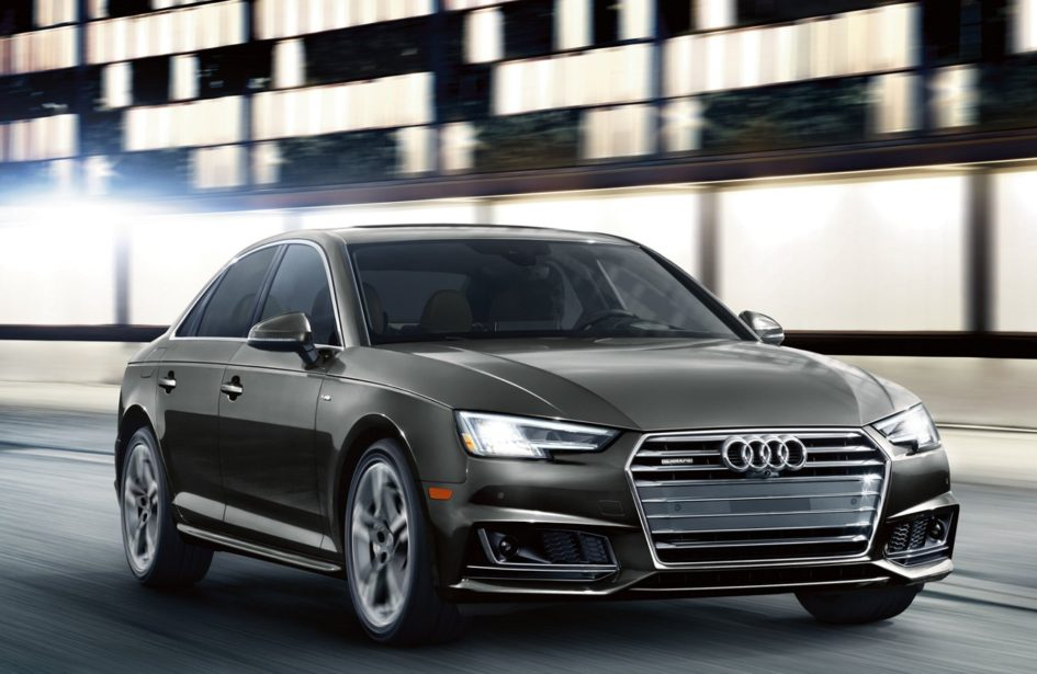 The Audi A4 Is Perfect For Auto Enthusiasts Manual Transmission