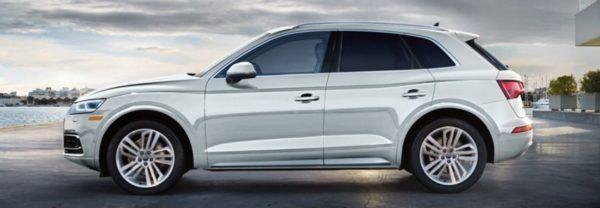 2019 Audi Q5 Grey SUV